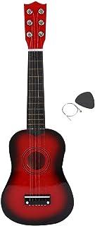 3 couleurs 21 pouces enfants guitare kit de démarrage Instrument de musique enfants jouet éducatif cadeau pour enfants, dé...