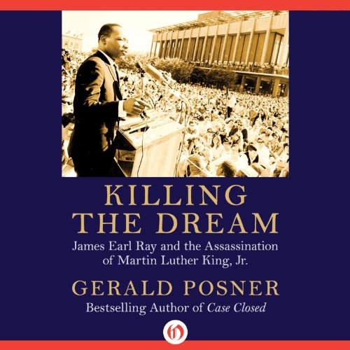 Killing the Dream audiobook cover art