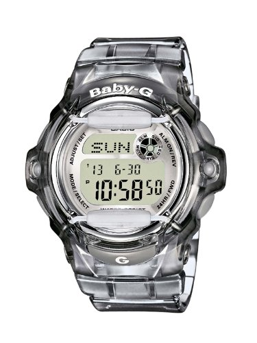 Casio Baby-G BG-169R-8ER Women Watch, LCD/G