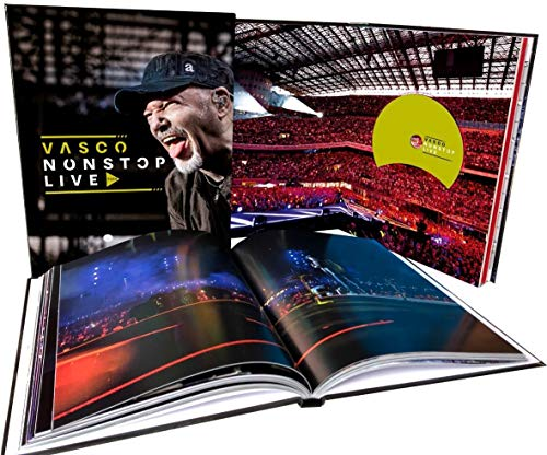 Vasco Nonstop Live (Box Superdeluxe) (8 CD)