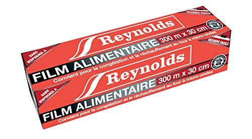 Reynolds - 113108 - Film Alimentaire - Boîte 300 m x 30 cm