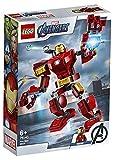 LEGO76140SuperHeroesArmaduraRobóticadeIronManJuguetedeConstrucción