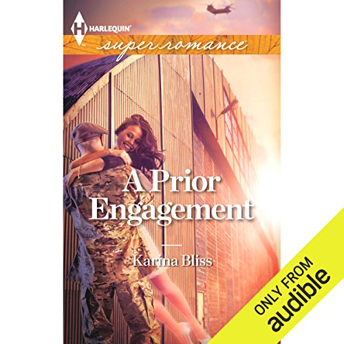 A Prior Engagement audiobook cover art