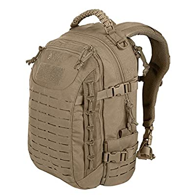 Direct Action Dragon Egg Mk II Tactical Backpack Coyote Brown 25 Liter Capacity