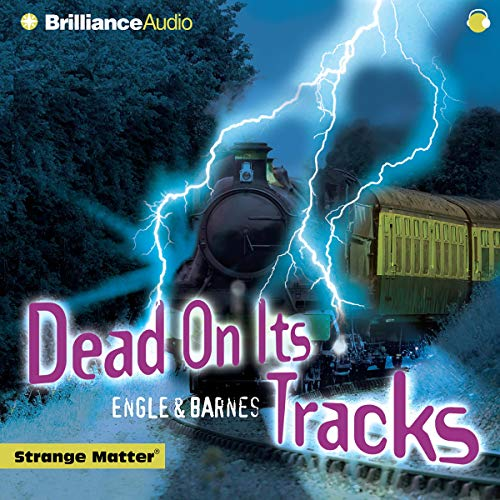 Dead on Its Tracks audiobook cover art