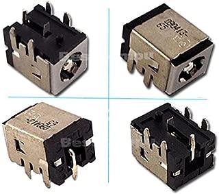 CBK New DC Power Jack for Gateway SA1 SA6 M-73 Series M-7301u M-7305u M7315u M-7325 M-7328u MX6445 MX6446 MX6453 MX3231 MX6454 MX6447 MX3231 MX6454 MT6831 MP8709 Series