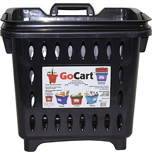 Our #3 Pick is the dbest Products GoCart Grocery Basket