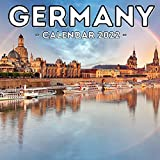 Germany Calendar 2022: 16-Month Calendar, Cute Gift Idea For Germany Lovers Men And Women