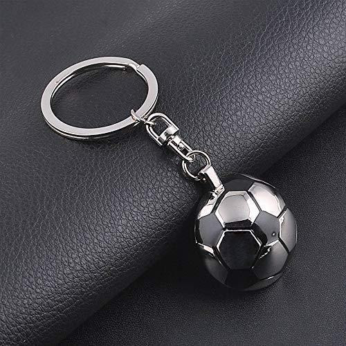 Lxhff kreativer Fußball-Schlüsselanhänger, Sportschuh-Schlüsselanhänger, WM Fußball-Team-Geschenk, Autoschlüssel-Anhänger, Fußball-Fans