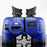 Binocolo Potente Binocolo Telescopio Azoto Impermeabile Telemetro 7X50 ad Alta Definizione Adulto...