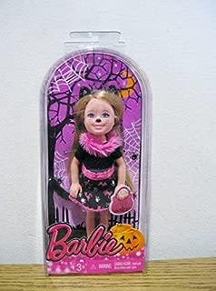 Barbie Happy Halloween Chelsea Doll Cat
