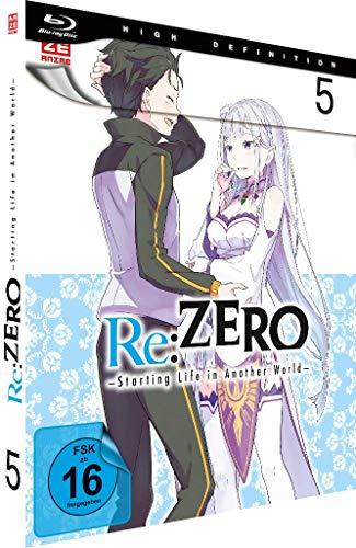 Re:ZERO: Start Life Another World - Vol.5 - [Blu-ray]