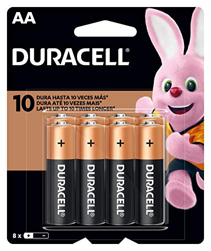 Pilha Alcalina AA, Duracell C/4, Copper And Black