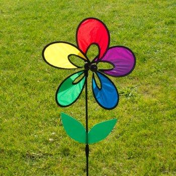 Moulin à vent Colours in Motion Magic Flower multicolore