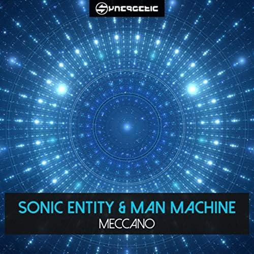 Sonic Entity & Man Machine
