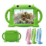iPad Mini 4 Caso,iPad Mini 2/Mini 3/Mini 5 Caso, CHINFAI amistoso de Dibujos Animados Funda de Silicona Protectora portar la Cubierta del Soporte de la manija para Apple iPad Mini 1/2/3/4/5 Tablet