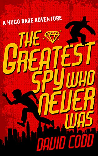 The Greatest Spy Who Never Was by Codd, David ebook deal