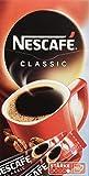 NESCAFÉ Classic, erlesener Instant-Bohnenkaffee, lösliche Kaffee-Sticks, koffeinhaltig, vollmundig...