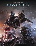 The Art of Halo 5 - Guardians d'Egmont Publishing UK
