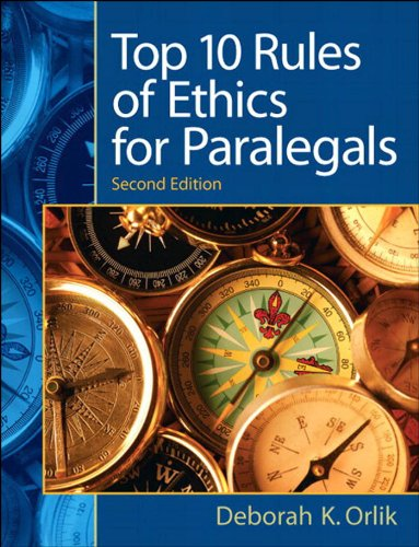 Top 10 Rules of Ethics for Paralegals (2-downloads)