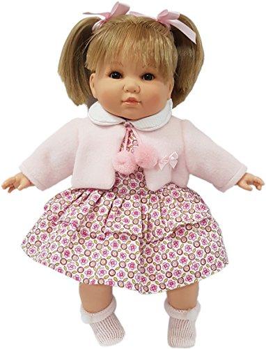 Munecas Berbesa 4408 - Bambola Sandra, 40 cm