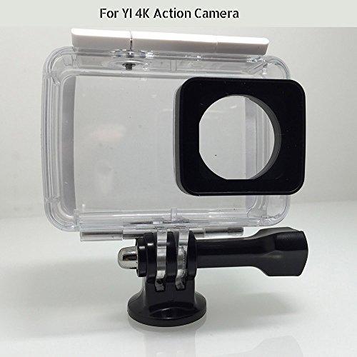 iMusk 40 m Unterwasser Gehäuse für xiaomi Yi 4K Action Camera wasserdicht + staubdicht Case Diving Schnorcheln Sports Box