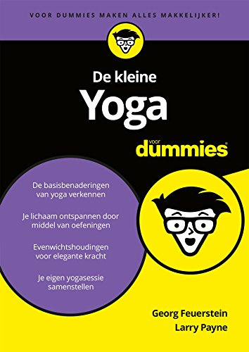 De kleine Yoga voor Dummies (Dutch Edition)