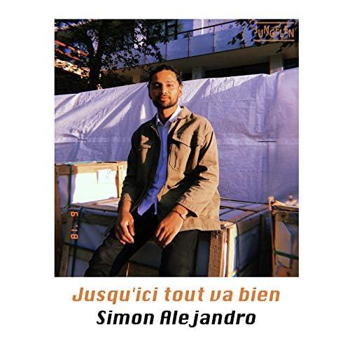 Simon Alejandro feat. Lars B & Dekstra Large