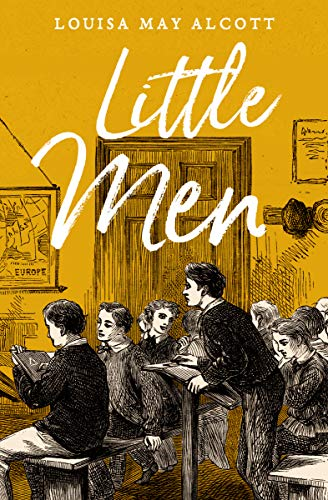 Little Men (Little Women Book 2) (English Edition)