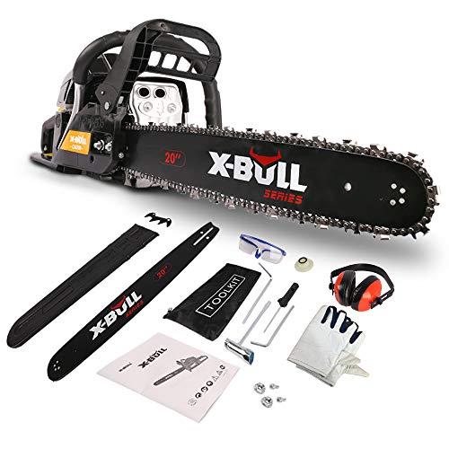 x-bull New 62cc Chainsaw 20