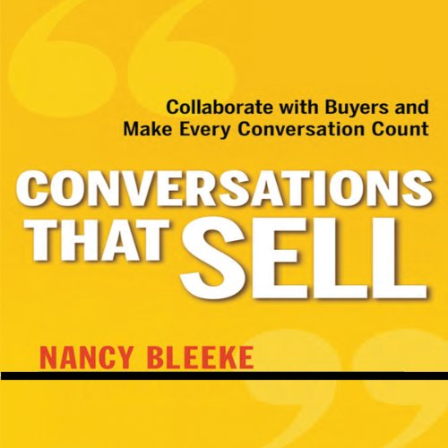 Couverture de Conversations That Sell