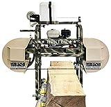 Hud-Son Hunter Sawmill Bandmill Saw Mill Portable...