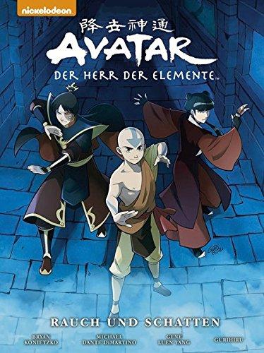 Avatar – Der Herr der Elemente: Premium 4: Rauch und Schatten (Comicband)