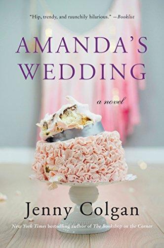 Top 10 best selling list for amanda wedding