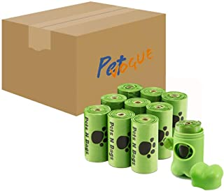 PetVogue Scented 135 Poop Bags for over Scoopers Claw for Pet Dog Waste - 9 Rolls