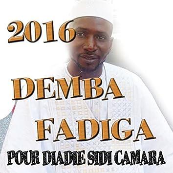 DIADIE SIDI CAMARA (feat. FEA)