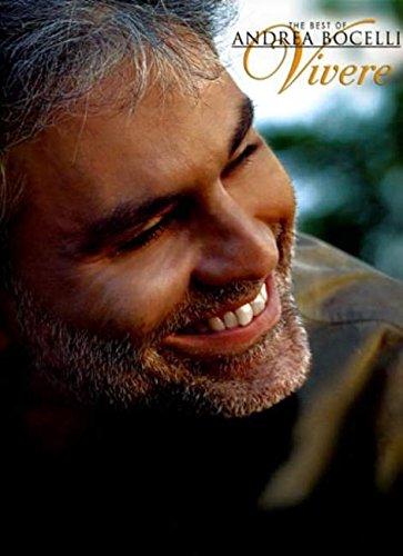 The Best of Andrea Bocelli: Vivere. Für Klavier, Gesang & Gitarre
