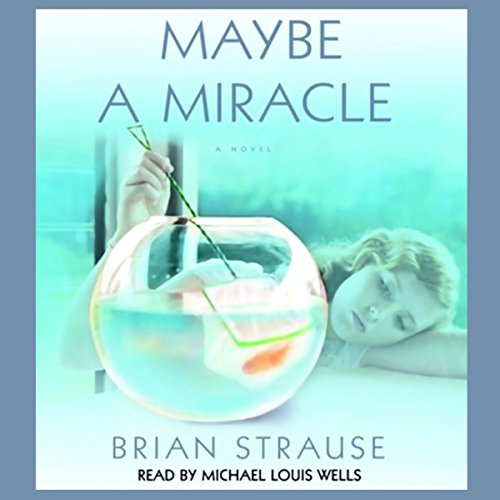 Maybe a Miracle audiobook cover art