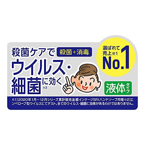 キレイキレイ薬用液体ハンドソープ本体ポンプ250ml(医薬部外品)