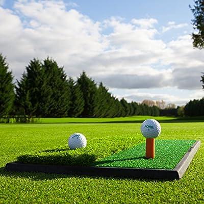 FORB Start Golfübungsmatte 2-in-1