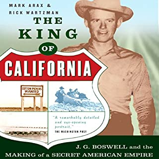 The King of California cover art