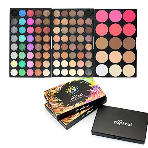 PhantomSky 95 Farben Professionelle Lidschatten Makeup Kit - Perfekt Palette für Profi-und tägliche