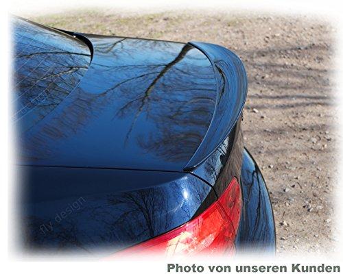 Car-Tuning24 52931881 wie Performance und M3 E92 Extra BREIT Spoiler HIGH KICK Heckspoiler LACKIERT SAPHIRSCHWARZ 475