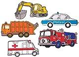 i-Patch - Patches - 0122 - Feuerwehr - Polizei -