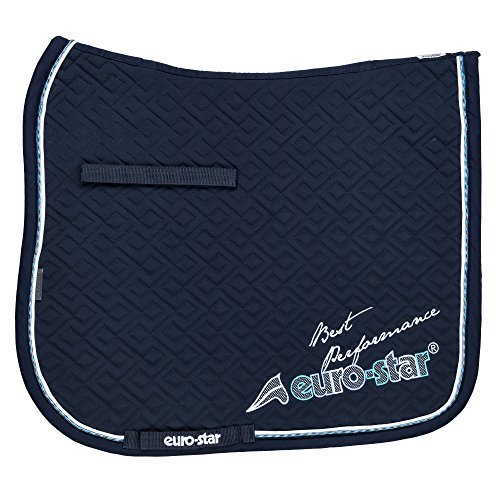 Euro-Star Saddle Pad Excellent DR navy