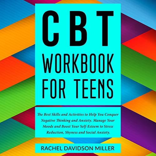 CBT Workbook for Teens cover art