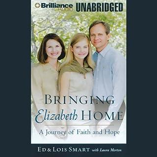 Bringing Elizabeth Home audiobook cover art
