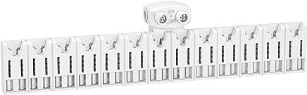 gaeruite Electric Train Orbit Track Train Set avec t/él/écommande Simulation Rail Train Toy avec de la Vraie fum/ée Authentiques lumi/ères et Sons