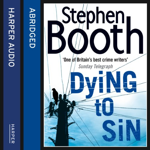Dying to Sin audiobook cover art