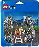 Lego City police set City Police Accessory Set 850617 (domestic distribution genuine)